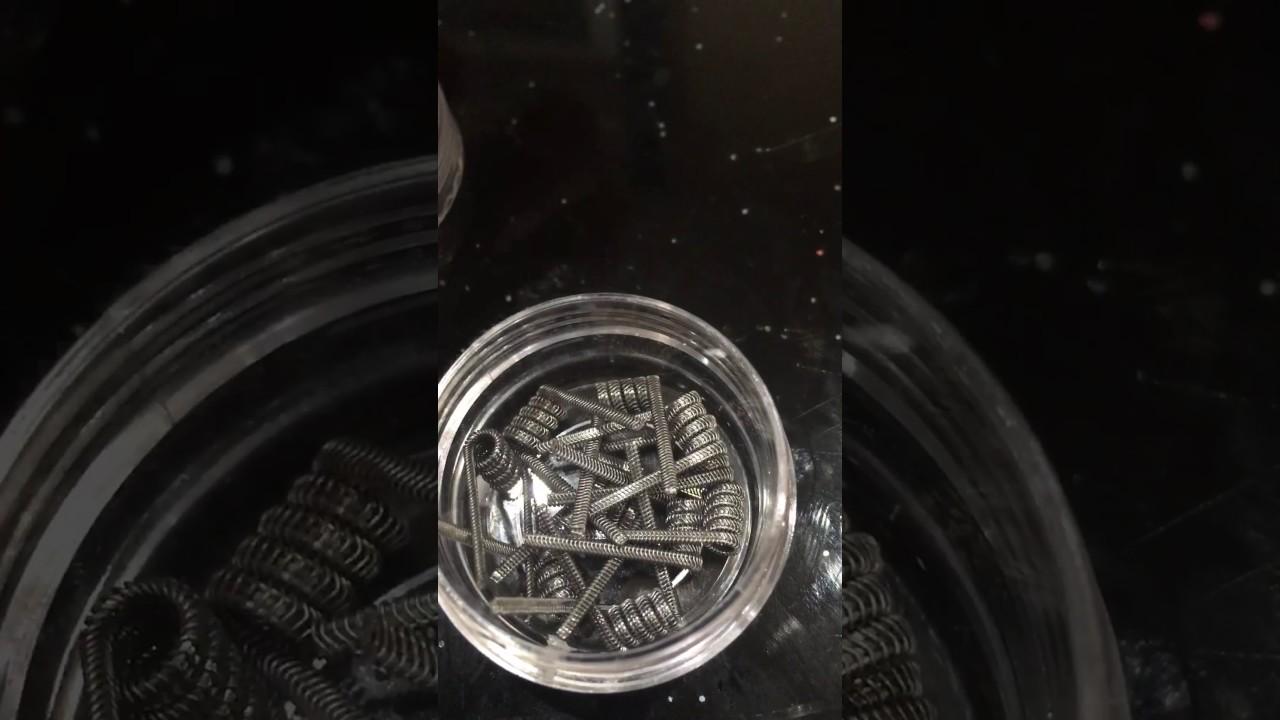 GearBest Alien coil - YouTube