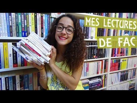 Mes lectures de fac ! (+FAQ Lettres Modernes)