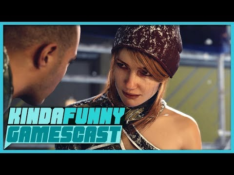 Detroit Become Human Impressions - Kinda Funny Gamescast Ep. 167