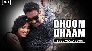 Dhoom Dhaam (Uncut Video Song)  Action Jackson  Ajay Devgn  Yami Gautam