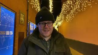 Christmas Lights in Norfolk: Holt, Wymondham and Hethersett