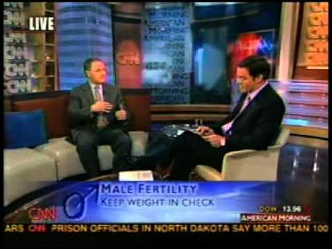 Dr.Harry Fisch, Vasectomy Doctor & Specialist, CNN Amercan Morning Interview