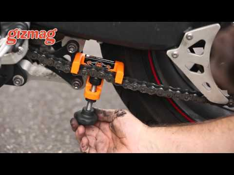 Chain Monkey: consistent motorcycle chain tension every time
