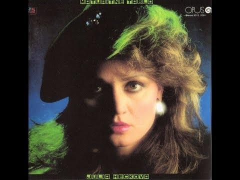 Júlia Hečková - Prelom Všetky Múry (synth disco, Slovakia 1989)