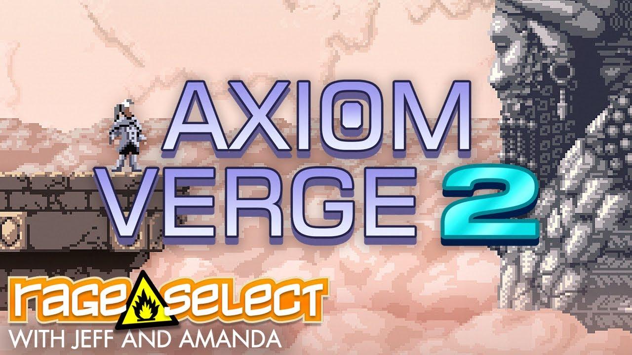 Axiom Verge 2 (The Dojo) Let's Play