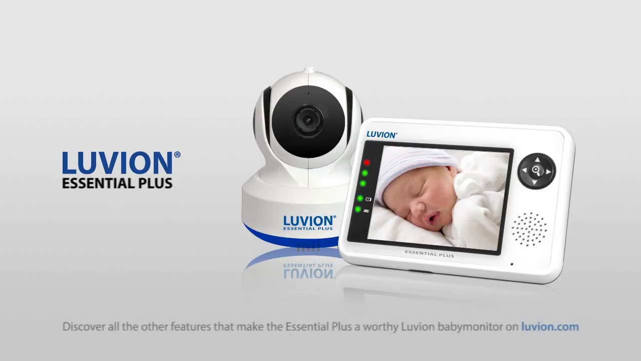 Luvion Supreme Connect Smart vidéo Baby Monitor-New