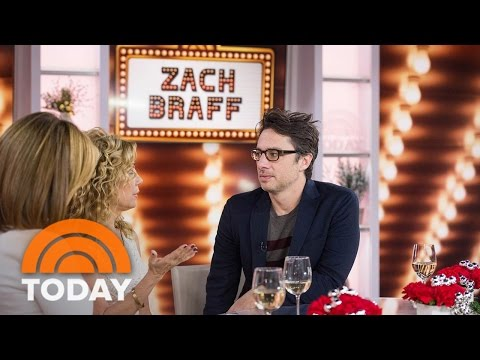 Zach Braff Shares First Look At His Upcoming Comedy 'Going In Style' | TODAY