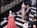 Crown Prince Frederik ´50´ Gala Dinner - Danish Royal family