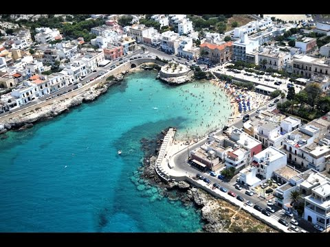 Santa Maria A Bagno.Villaggi Nel Salento Sulla Costa Ionica Spiaggia E Litorale Di Santa Maria Al Bagno