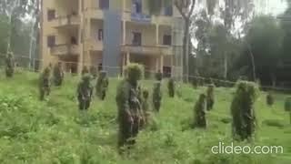 Маскировка спецназа Вьетнамской народной армии