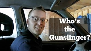 Who's the Gunslinger? | It's The Reeds Daily Vlogs- December 13-14, 2014