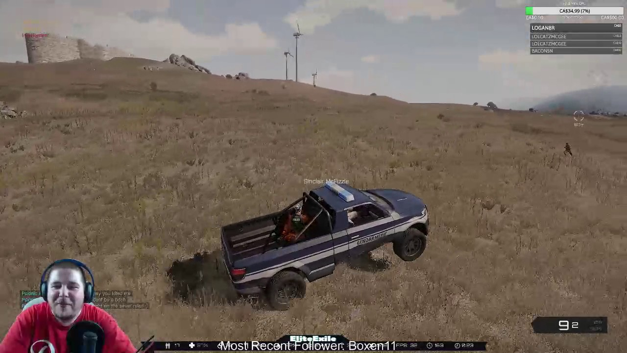 Loot And Death?? Arma 3 Exile
