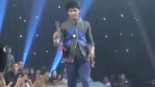muskurane ki wajah tum ho  Perfomance Siddarth Nigam At Ashoka Show
