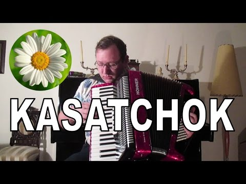 Kasatchok Casatchok Accordion