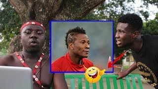 Latest comedy - Ghana will win against Guinea! Komfo College gives Paxword corrèćt score😂😂😂😂😂
