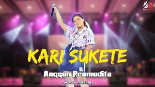 Anggun Pramudita - Kari Sukete | Samboyo Putro (Official LIVE)