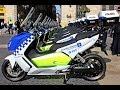 Motos Garage Tv: Entrega BMW C-Evolution a  Guardia Urbana Barcelona