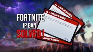 HOW TO GET UNBANNED IN FORTNITE PERMANENTLY [ WORKING APRIL ]