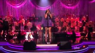 Jennifer Hudson Don 39 t Look Down Dancing With The Stars LIVE.mp3