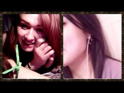 милые девушки в видеочате