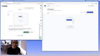 A realtime exploratory testing session: 20minute tester experiment video 1