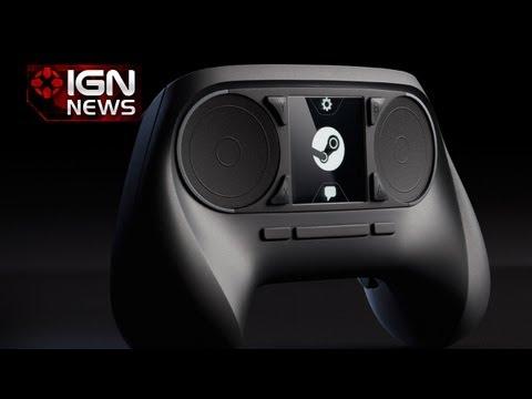 IGN News - Valve Announces Steam Controller