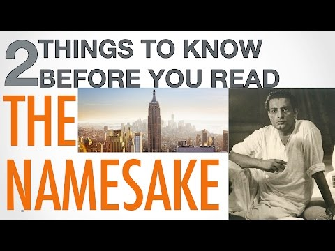 2 Things to Know Before You Read The Namesake  - Conley's Cool ESL