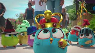 Angry Birds Match - TV Commercial