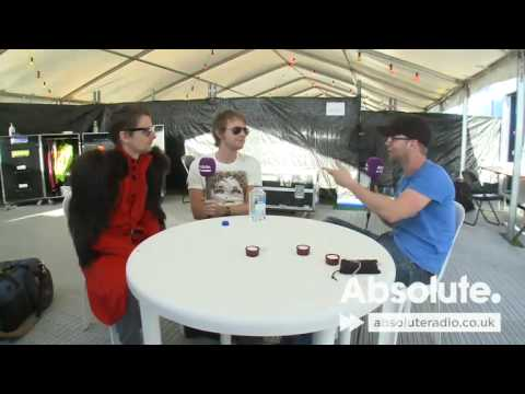 Muse Talk To Absolute Radio's Ben Jones At The Big Day Out In Australia