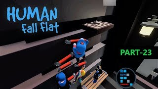 Hindi Human Fall Flat  Funniest Game Ever Part-23