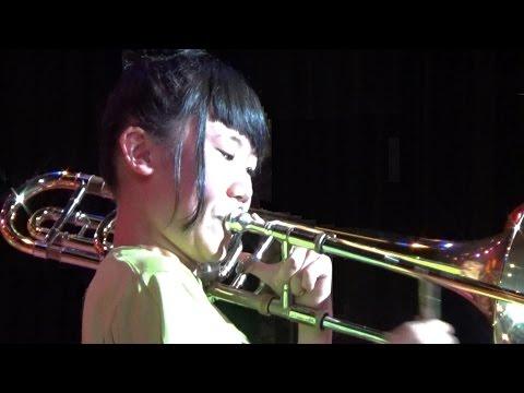 In the Mood - Little Brown Jug - BFJO Concert 2015 P1 高砂高校ジャズバンド部