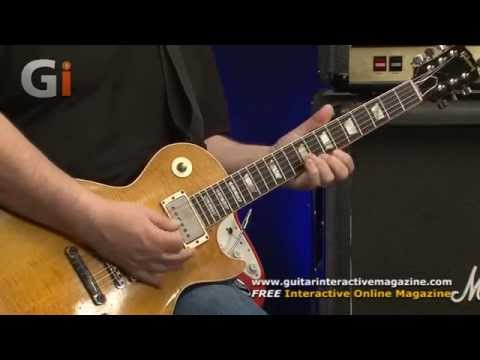 Gary Moore - The Real Gear With Phil Harris Vintage Guitars & Amps | Guitar Interactive Magazine