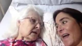 Mother with Alzheimer's Recognizes Her Daughter