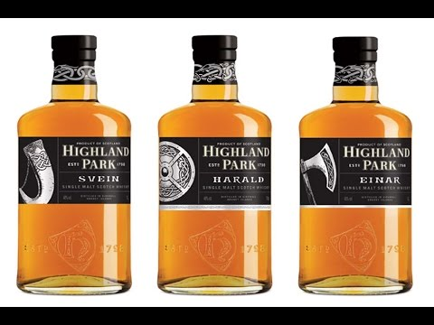 Whisky Brasil 20: Coleção da Highland Park