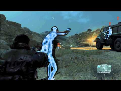 MSGV: The Phantom Pain - Water Pistol Holdup!