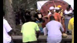 """MR. K-F TOP ALLAH"" AT THA GODZ AND EARTHS CHILDRENS DAY COOKOUT - Pt.7"