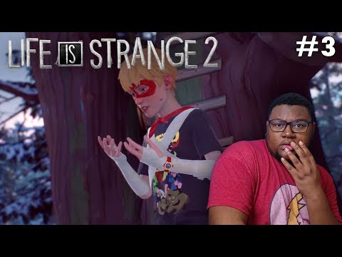ENDING| Life is Strange 2: Episode 2 Part 3- Captain Spirit thumbnail