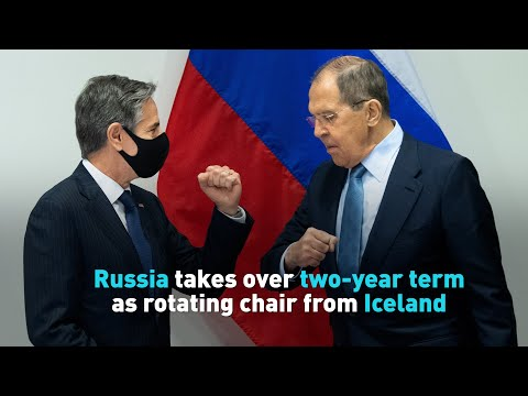 Russia takes over two-year term as rotating chair from Iceland