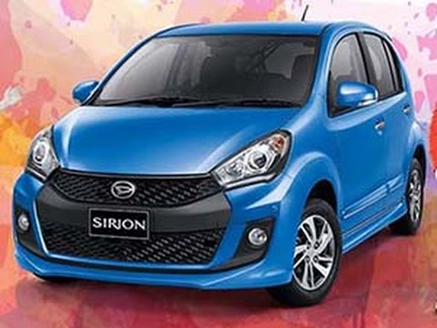 info review daihatsu sirion indonesia youtube. Black Bedroom Furniture Sets. Home Design Ideas