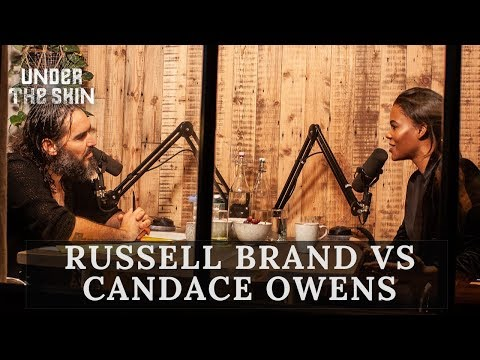 Populist Revolution - Will It Go Left Or Right? - Candace Owens & Russell Brand