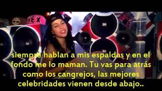 Bye Bye - Mestiza MC - Video Oficial con ( Letra ) Salu2 A To2 los Venezolanos :)
