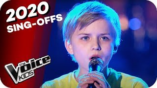 Lara Fabian - Broken Vow (Phil) | The Voice Kids 2020 | Sing Offs
