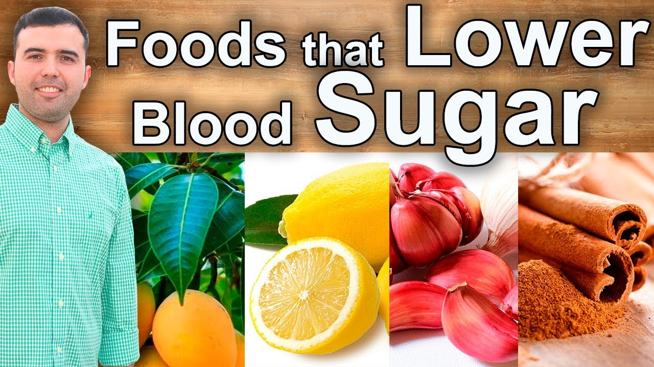 how to control blood sugar with diet