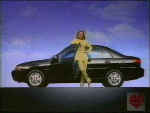 1998 Ford Escort Television Commercial