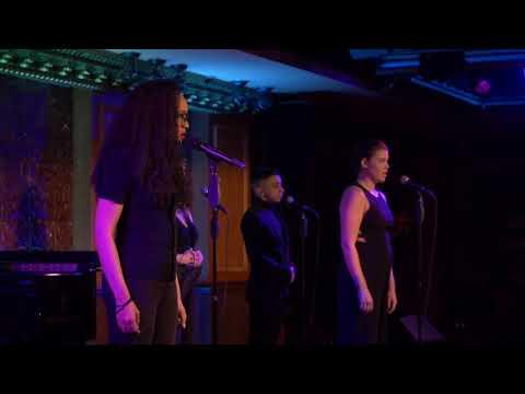 """Echo - from """"We Are Myth"""" - 54 Below (Nicole Vanessa Ortiz, Lauren Karaman)"""