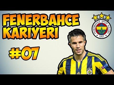 Fifa 18 Fenerbahçe Kariyeri / #07 / Hasan Ali Kendine Gel , Naptın Öyle ?