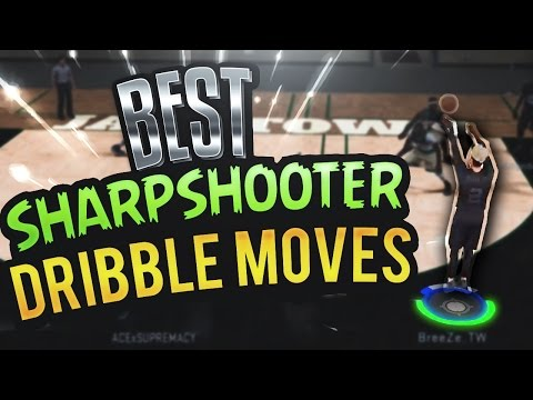 BEST DRIBBLE MOVES FOR NON-PLAYMAKING ARCHETYPES! HOW TO SPEED BOOST WITH ANY ARCHETYPE IN NBA 2K17!