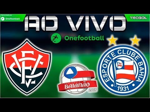 Vitória x Bahia AO VIVO | Campeonato Baiano 2018 18/02/2018