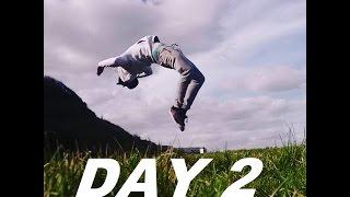 Parkour Training day 2 (Scarborough)