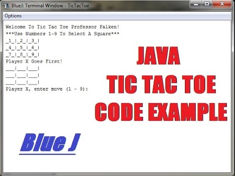 how to write a video game code in java